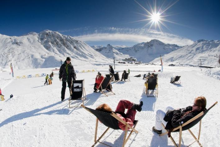 Зимний отпуск: катаемся сгор