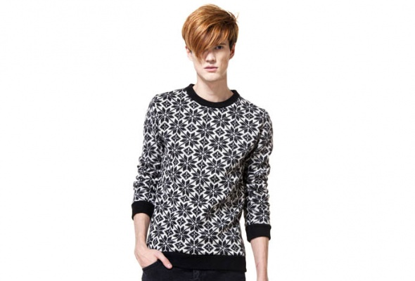 15мужских свитеров - Фото №8
