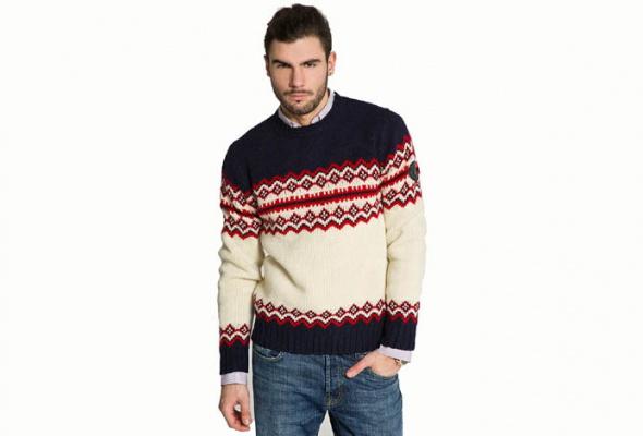15мужских свитеров - Фото №9