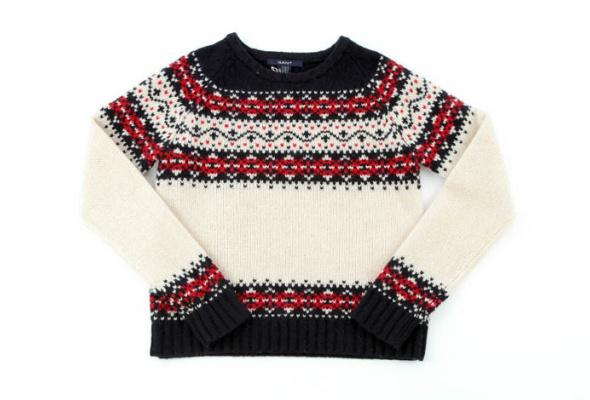 25женских свитеров - Фото №12