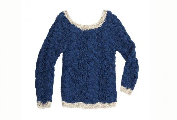 25женских свитеров - Фото №16