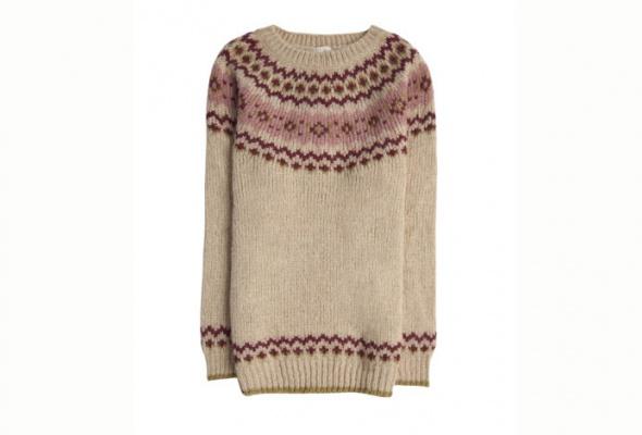 25женских свитеров - Фото №9