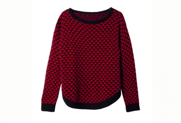 25женских свитеров - Фото №19