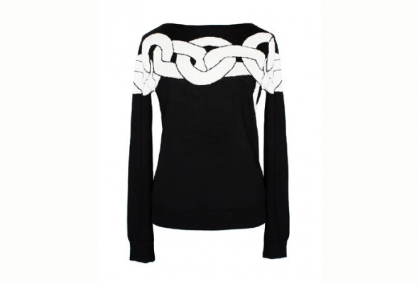25женских свитеров - Фото №22