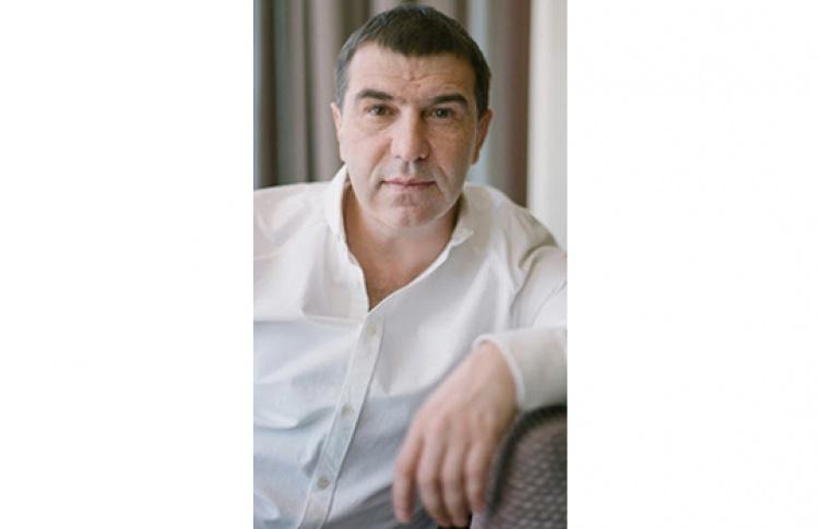 В гостях Евгений Гришковец