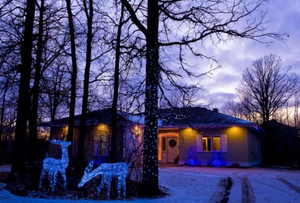 Новый год вПодмосковье— выбираем место празднования - Фото №0