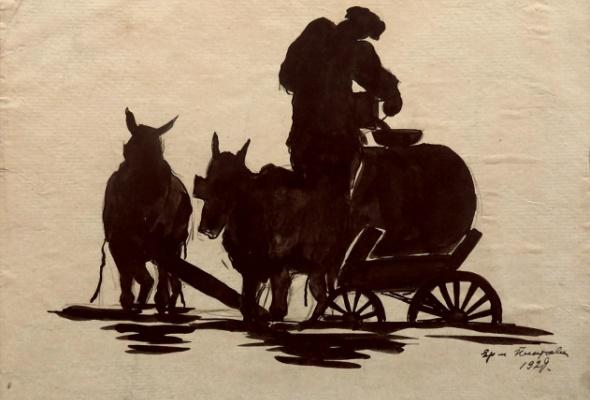 Выдающиеся книжные иллюстраторы 20-х-30-х годов из коллекции галереи «Веллум» - Фото №1