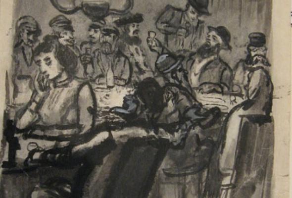 Выдающиеся книжные иллюстраторы 20-х-30-х годов из коллекции галереи «Веллум» - Фото №0