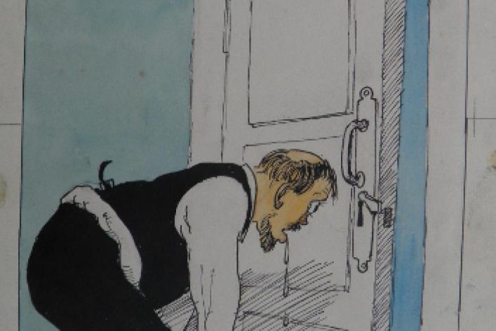 Выдающиеся книжные иллюстраторы 20-х-30-х годов из коллекции галереи «Веллум»