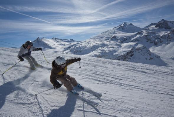 Зимний отпуск: катаемся сгор - Фото №0