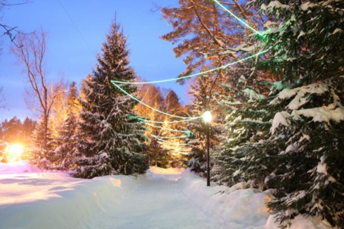 Новый год вПодмосковье— выбираем место празднования