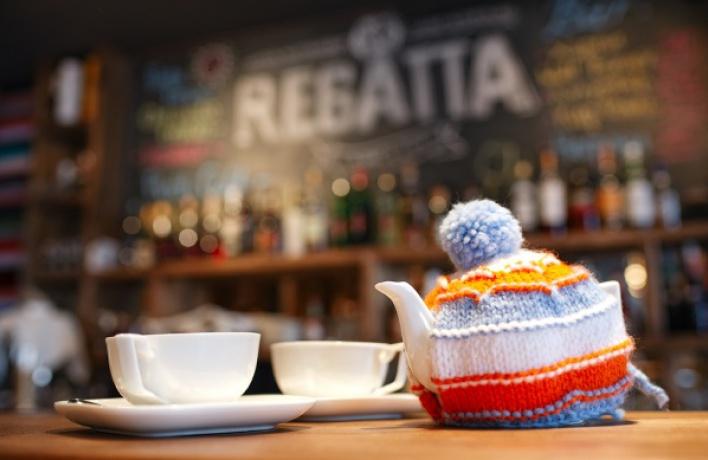 Первый день рождения Regatta