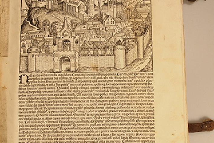 Семейное книжное собрание XV-XIX веков