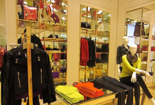Открылся третий Juicy Couture вМоскве - Фото №3