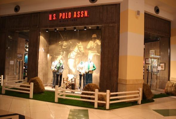 U.S.Polo Assn. в«Метрополисе» открылся вновом формате - Фото №1
