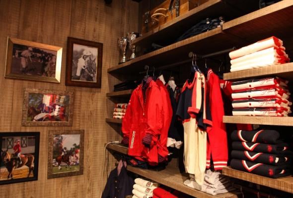 U.S.Polo Assn. в«Метрополисе» открылся вновом формате - Фото №3