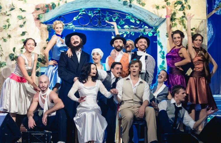 Одесса. The musical