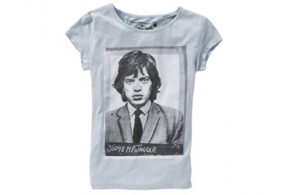 Tom Tailor выпустил футболки сизображением Джими Хендрикса иThe Doors - Фото №1