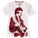 Tom Tailor выпустил футболки сизображением Джими Хендрикса иThe Doors