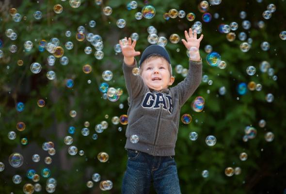 Один день из жизни ребенка - Фото №0