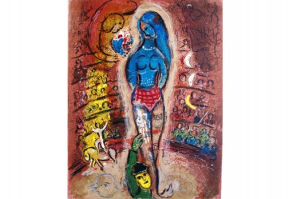 Марк Шагал - мастер livre d'artiste. Избранные листы - Фото №1