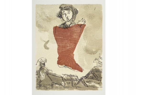 Марк Шагал - мастер livre d'artiste. Избранные листы - Фото №3
