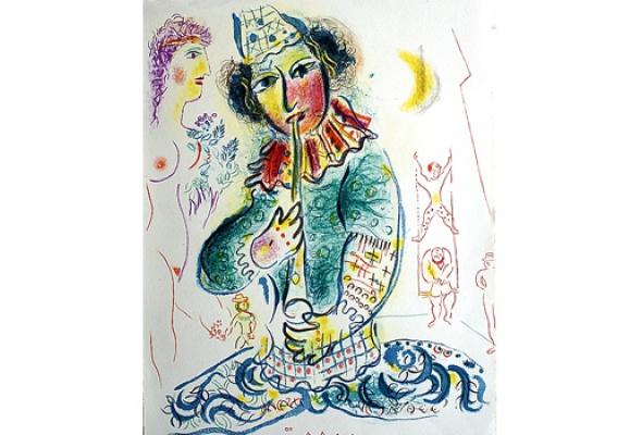 Марк Шагал - мастер livre d'artiste. Избранные листы - Фото №4