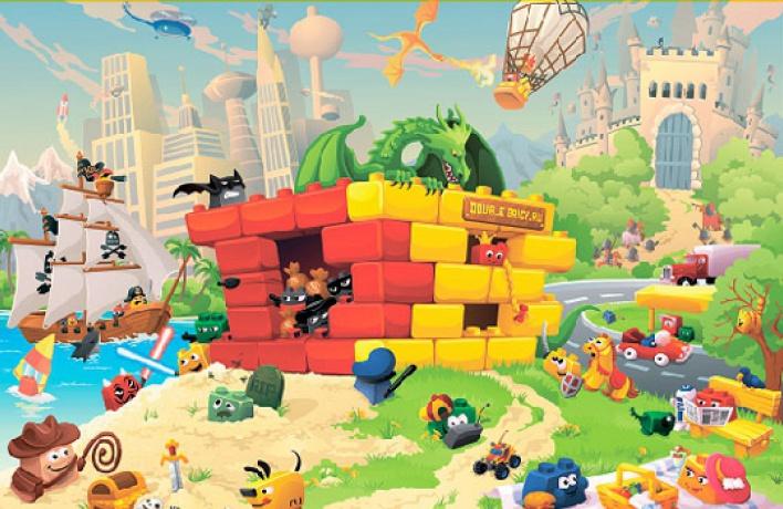 Фестиваль LEGO вОго-Городе
