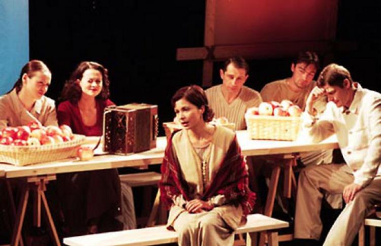Театральный вечер «Линии Жизни»