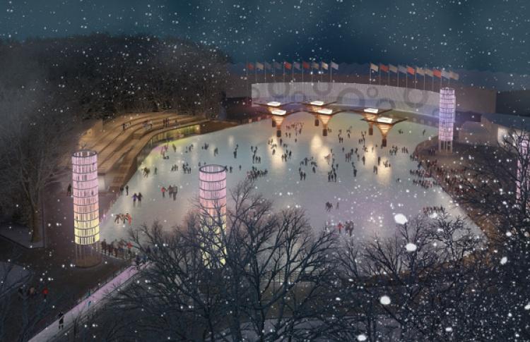 Главные катки Москвы Фото №356227