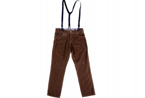 Где найти: Вельветовые джинсы - Фото №0
