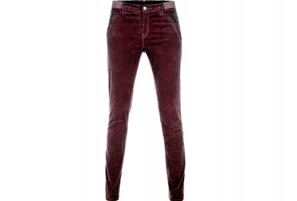 Где найти: Вельветовые джинсы - Фото №1