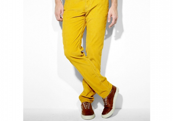 Где найти: Вельветовые джинсы - Фото №2