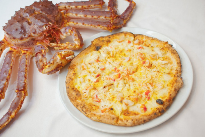 Азия-пицца