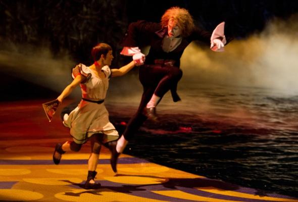 Cirque du Soleil: Сказочный мир в 3D - Фото №1