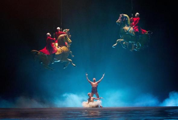 Cirque du Soleil: Сказочный мир в 3D - Фото №2