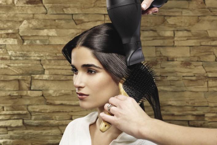 Новые процедуры для волос всалоне 5th Avenue NYC