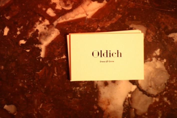Новые места: Oldich Dress & Drink