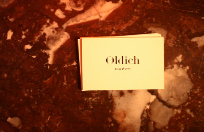 Новые места: Oldich Dress & Drink