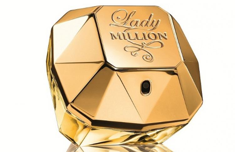 Подарок за покупку аромата Lady Million от Paco Rabanne
