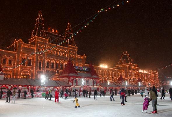 ГУМ-Каток на Красной площади - Фото №0