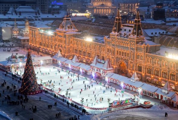 ГУМ-Каток на Красной площади - Фото №1