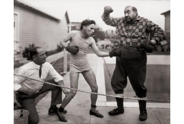 Чаплин в картинках - Фото №2