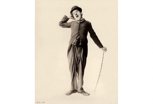 Чаплин в картинках - Фото №4