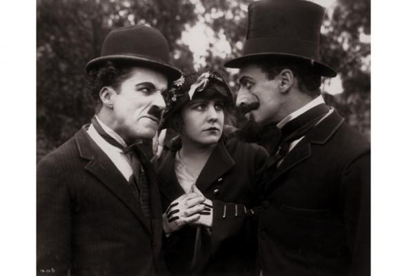 Чаплин в картинках - Фото №5