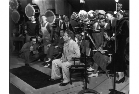 Чаплин в картинках - Фото №8
