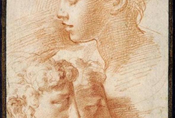 Пять веков итальянского рисунка - Фото №1