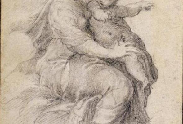 Пять веков итальянского рисунка - Фото №2