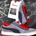 ВЦУМе открылся сервис Puma посозданию кроссовок индивидуального дизайна