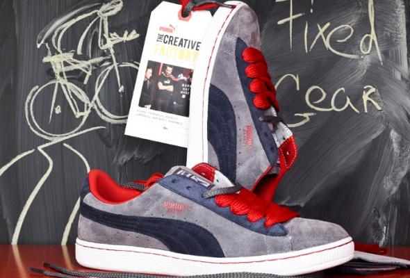 ВЦУМе открылся сервис Puma посозданию кроссовок индивидуального дизайна - Фото №0